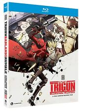 Trigun: Badlands Rumble Johnny Yong Bosch Blu-ray Luci Christian BAM