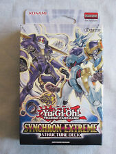 Yu-Gi-Oh Synchron Extreme structure deck
