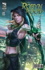 GRIMM FAIRY TALES: ROBYN HOOD WANTED #1 ARTGERM COVER A ZENESCOPE