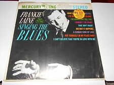 Frankie Laine Singing The Blues Mercury Wing SRW-16158-W OG '62 Stereo DG
