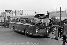 RED & WHITE RS671 6x4 Bus Photo