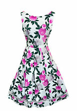 SIZE 14 DOROTHY PERKINS FLORAL PRINT EVENING DRESS ❅