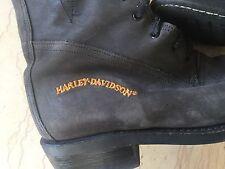 HARLEY DAVIDSON: SUBLIMES AUTHENTIQUES BOTTES FEMME POINTURE 37.5, CADEAU NOËL !