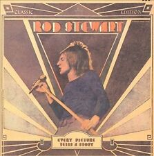 (CD) Rod Stewart - Every Picture Tells a Story (Remaster; 1971 Mercury)