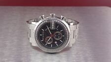Men's Gucci G-Chrono Stainless Steel with Diamond Bezel YA101324