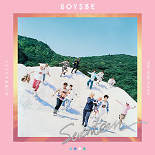 SEVENTEEN BOYS BE HIDE Hide Ver. 2nd Mini AlbumBrand New Factory Sealed