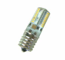 1x E17 Warm White bulb 64 3014 SMD LED lamp 110~120v 2.6W Silicone Crystal NEW