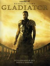 DVD *** GLADIATOR *** Russell Crowe ( neuf sous cello )