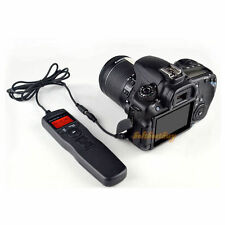 Timer Remote Control Shutter Releases For Canon 60D 550D 600D T3i XSi Xt G12 G11