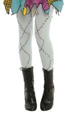 Disney The Nightmare Before Christmas Sally Tights Size S/M Cosplay NISP!