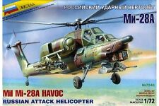 ZVEZDA 7246 1/72 Mil Mi-28A Havoc Russian Attack Helicopter