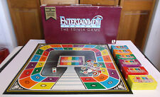 ENTERTAINMENT TONIGHT TRIVIA GAME 1984 Complete Tesh Hart
