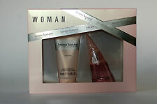 Bruno Banani WOMAN 20 ml EDT & 50 ML Beaty SHOWER GEL SET REGALO NUOVO!!!
