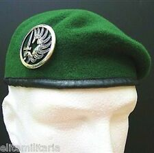 FRENCH FOREIGN LEGION 2 REP COMMANDO SPECIAL FORCES BERET SIZE 59CM  -01