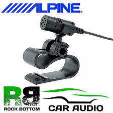 Alpine KCE-300BT Car Radio Stereo Replacement 3.5mm Bluetooth Mic Microphone