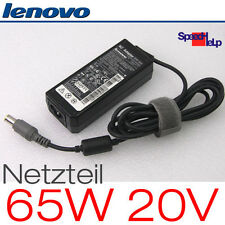 IBM LENOVO THINKPAD NETZTEIL PSU ADAPTER 20V 3,25A NOTEBOOK 65W 92P1157 92P1154