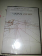 dvd musicale COLDPLAY LIVE 2003