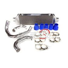 REV9 98-01 AUDI A4 S4 B5 1.8T FRONT MOUNT INTERCOOLER KIT FMIC BOLT ON 350hp