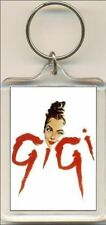 Gigi. The Musical. Keyring / Bag Tag.