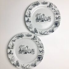 Disney Mickey Mouse 19 by 14 Flora Serving Platter SS-KHD-14980