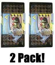 (2)  ea Jiffy T70H 70 Cell Self Watering Greenhouse Seed Starting Trays