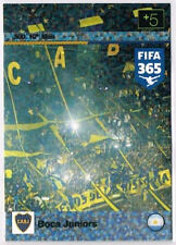 300.  Fans (Boca Juniors) 12th Man Panini Adrenalyn XL FIFA 365 World Top Teams