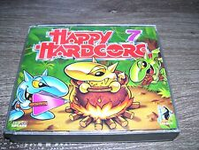 Happy Hardcore 7 * RARE PENGO THUNDERDOME ID&T CD HOLLAND 1996 *
