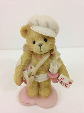 Cherished Teddies /Sent With Love /Cupid Figurine /103551