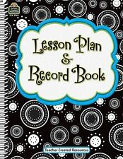Crazy Circles Lesson Plan and Record Book by Teacher Created Resources Staff...