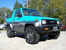 Other Makes : Rocky SE 4X4 AC FANTASTIC SUV UTILITY WAGON LIL RIG!