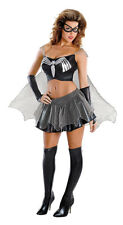 Amazing Spider-Man Spider-Girl Black Suited Female Adult Costume Size 12-14 NEW
