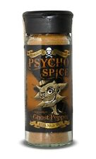 Dr Burnorium Psycho Spice 45g Jar Chipotle Ghost Chilli Pepper Spices Rub Blend