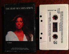 The Best of Carly Simon Cassette