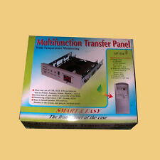 "PC Multifunktions-Panel  5,25"" Transfer Frontpanel/Front-Panel m.2 HD-Ventilator"