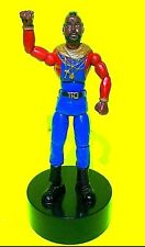 MR T. 3-D Animator Action Push PUPPET Collectible Figure B.A. BARACUS A-TEAM