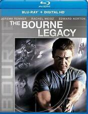 The Bourne Legacy (Blu-ray Disc, 2016, UltraViolet Includes Digital Copy)