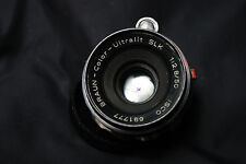 Isco Braun Color Ultralit SLK 50mm f2.8 For Paxette Super III