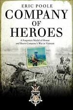 COMPANY OF HEROES (9781472807915) - ERIC POOLE (HARDCOVER) NEW