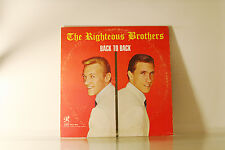 THE RIGHTEOUS BROTHERS - BACK TO BACK - PHILLES LP  BUY 1 LP GET 1 LP FREE