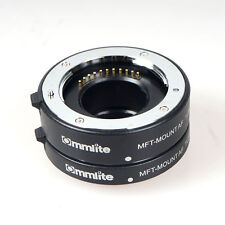 Auto Focus AF Macro Extension Tube for Olympus Panasonic micro four thirds M4/3