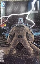 Dark Knight III Master Race #1 DARWYN COOKE EXCLUSIVE GRAHAM CRACKERS COVER
