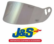 BELL M5X GENUINE MOTORCYCLE HELMET REPLACEMENT VISOR SHIELD ORO INFRARED J&S