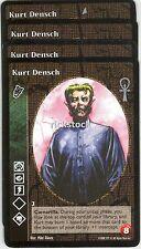 Kurt Densch x4 Nosferatu BSC