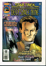 THE QUOTABLE STAR TREK DS9 COMIC BOOK CARD CB7