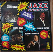 JAZZ SUPER EXPLOSIF COMPIL' 70's FRENCH LP Mr PICKWICK