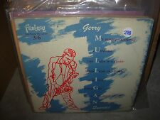 "GERRY MULLIGAN / CHET BAKER quartet ( jazz ) - 10"" - red vinyl -"