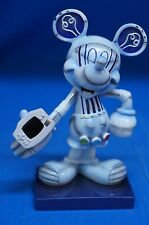"""Disney Mickey Mouse Inspearations EXTENDED PLAY 6"""" Resin Figurine #17819 Retired"""