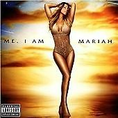 Mariah Carey CD Album (2014) Me I Am (Her New Release) Inc Beautiful, Faded