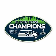 New Seattle Seahawks NFL Champs / Champions Super Bowl XLVIII 48 magnet Wilson