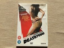 Death Proof DVD! Look At My Other DVDs!